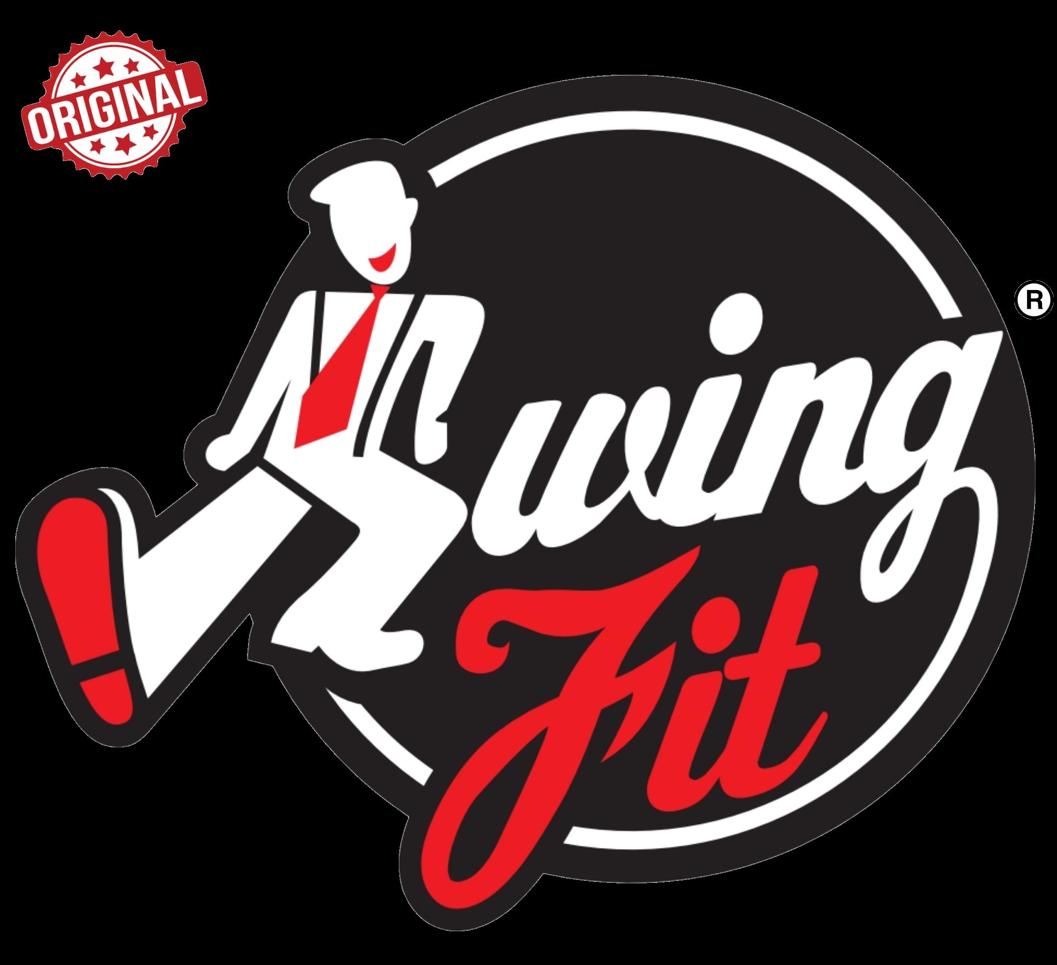 Logo corso di ballo di Swing Fit presso Crazy Swing School a Bologna.